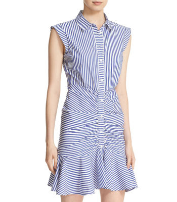 Ladies Stripe Dresses