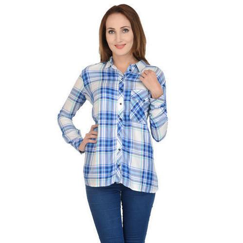 Women's Check Shirts