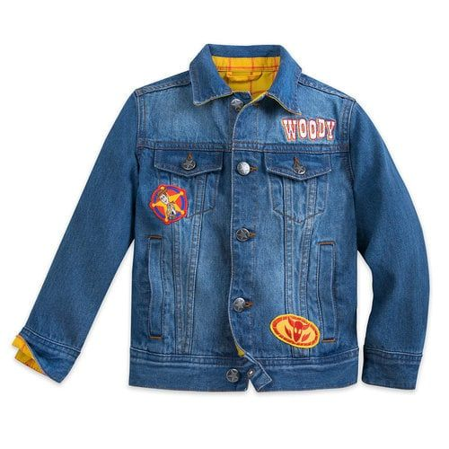 Kids Denim Jackets