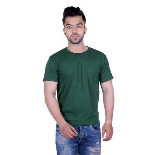Men's Solid T-Shirts