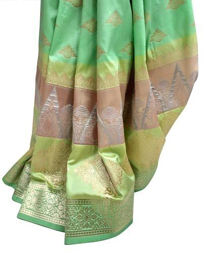 Silk Saree with Blouse