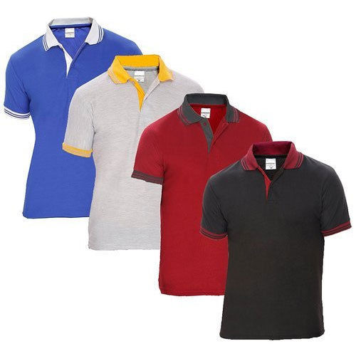 Kids Plain Polo shirts
