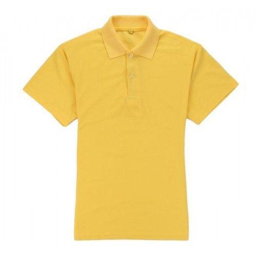 Women's Plain Polo shirt