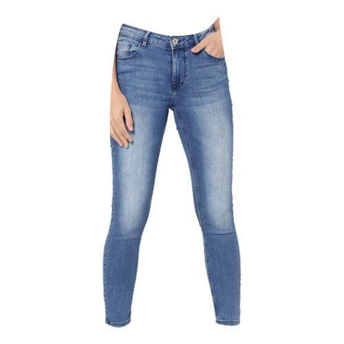 Women's Casual Denim Pant