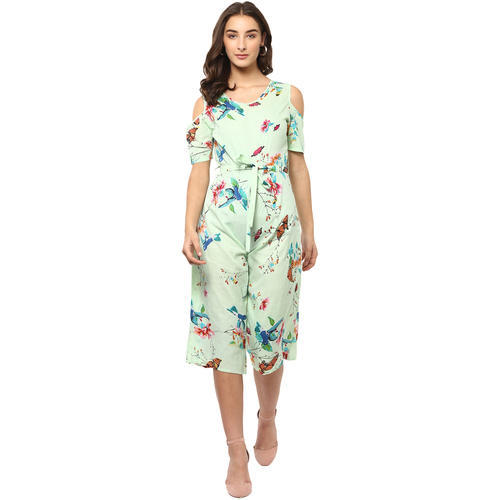 Women's Printed Jumpsuits