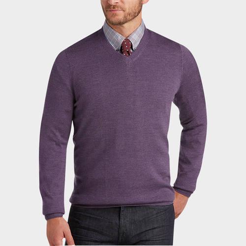 Men's Plain Sweaters