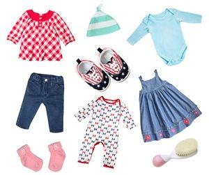 Set of Infant Wear