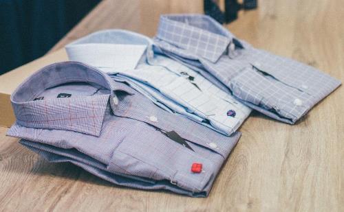 Men's Wing Collar Shirts