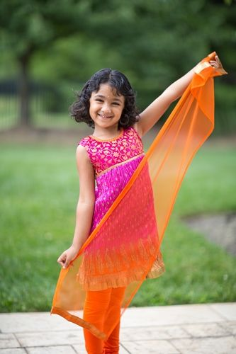 Girls Lengha Choli