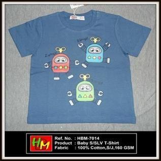 Kids Cotton T Shirts
