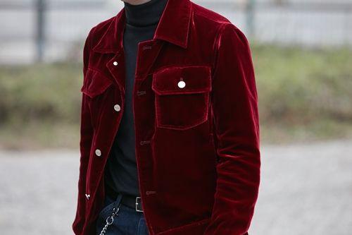 Men's Velvet Jackets