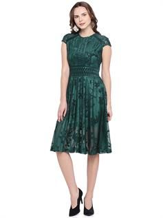 Ladies Flairy Dress