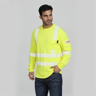 HV Yellow Shirts