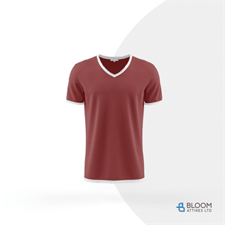 Men's V Neck T shirts