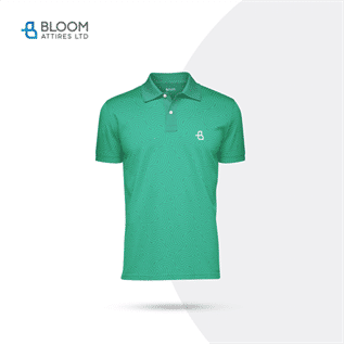 Men's Sustainable Polo Shirts