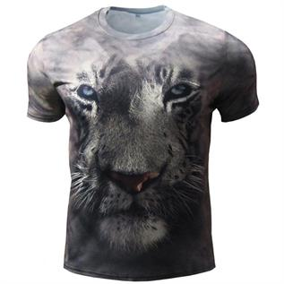 Men's Digital Printed T Shirt