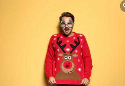 Men's Round Neck Sweaters
