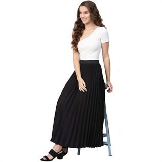 Ladies Maxi Flared Skirts