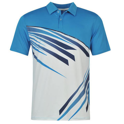 Sublimation Printed Polo Shirts