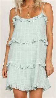 Ladies Cotton Short Dress