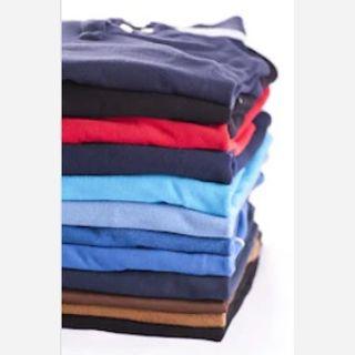Men's Polo Pique T-Shirts