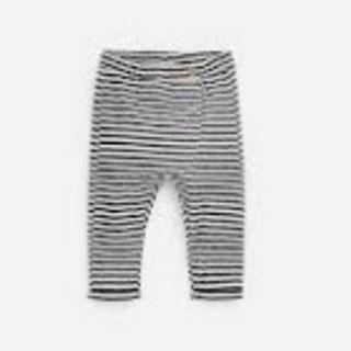 Kids Stripe Button Pants