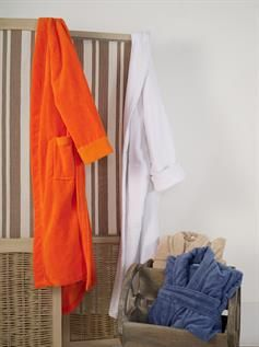 Colored Bath Robes