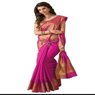 Ladies Ethnic Saree