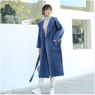 Ladies Cashmere Coat
