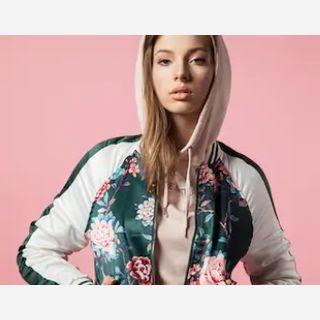 Women's Floral Print Jackets
