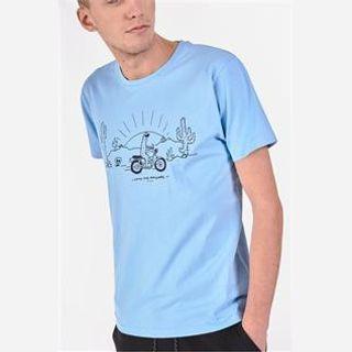 Men's Blue T Shirts