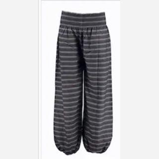 Women's Striped Trousers