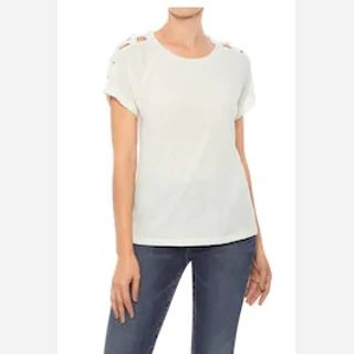 Women's Plain T-shirts