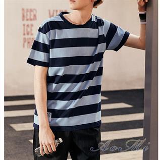 Men's Stripes T Shirts