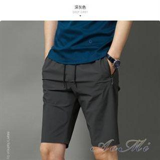 Men's Black Shorts