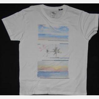 Water Base Printed T Shirts