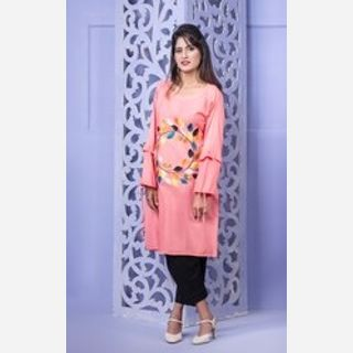 Women's Embroidered Kurtis