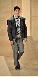 Men's Twill Trousers