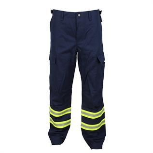 Men's Firefighter Multi Pocket Safety Cargo Pants