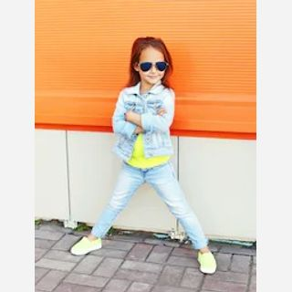 Kids Denim Wear