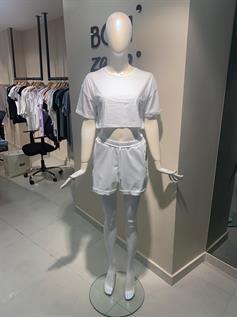 Ladies Supreme Cotton T-shirt