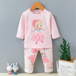 Kids Printed Pajamas