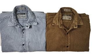 RFD Faded Denim Wash Shirt