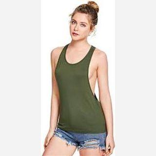Women's Plain Tank Top