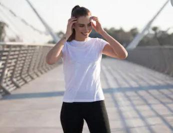Ladies Sports T Shirts