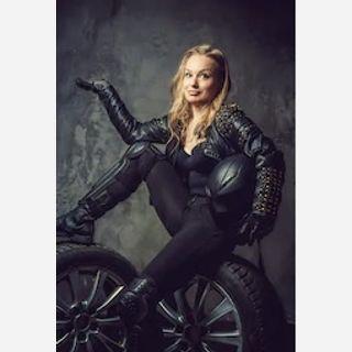 Women's Biker Jackets
