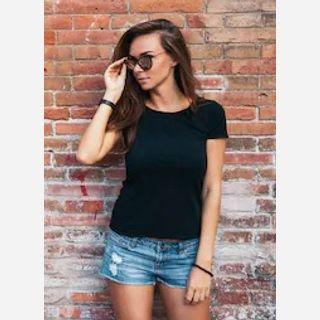Women's Blank T-shirts