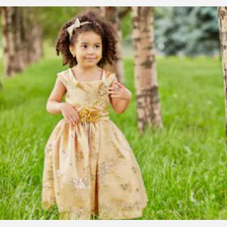 Kids Casual Wear Frock