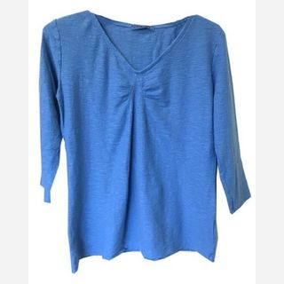 Cut Loose Front Tuck Top