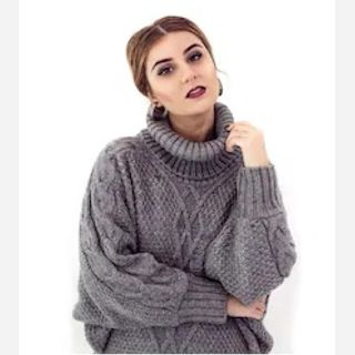 Ladies Knit Sweater